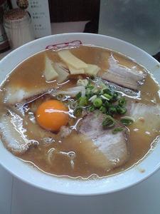 徳島らーめん「猪虎」去年の8月以来です、食べたかった!!